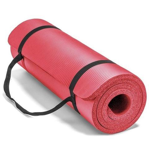 tapis de gym pliable et transportable